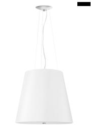 2BM :: Żyrandol GENEVE W3 50cm Biały